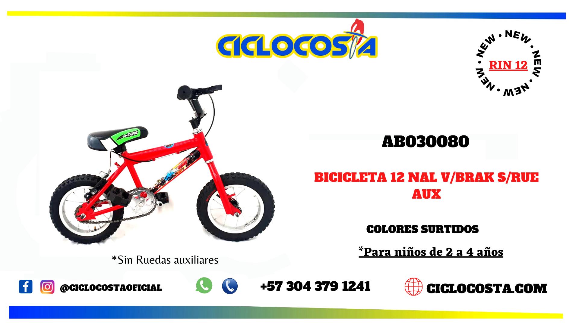 AB030080 RIN 12